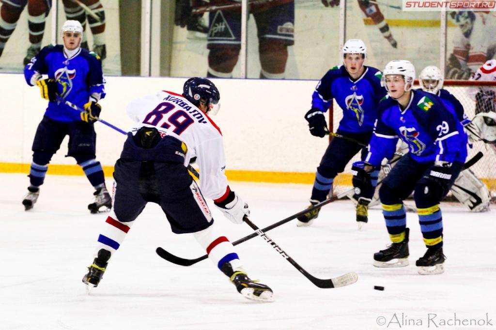 В ижевске закончилась третья всероссийская зимняя универсиада по хоккею