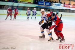 В четвертьфинале плей-оффа встретились две команды «ГЦОЛИФК» и «МИЭТ». Противостояние «Гладиаторов» с «Электроником».